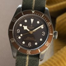 Tudor Black Bay Bronze 79250B Très bon Bronze 43mm Remontage automatique