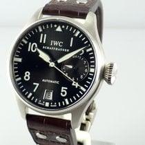 IWC 빅 파일럿 IW500402 우수 화이트골드 46.2mm 자동