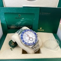 Rolex Yacht-Master II new 2021 Automatic Watch with original box and original papers 116680