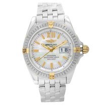 Breitling Cockpit Steel 41mm Mother of pearl United States of America, New York, NYC