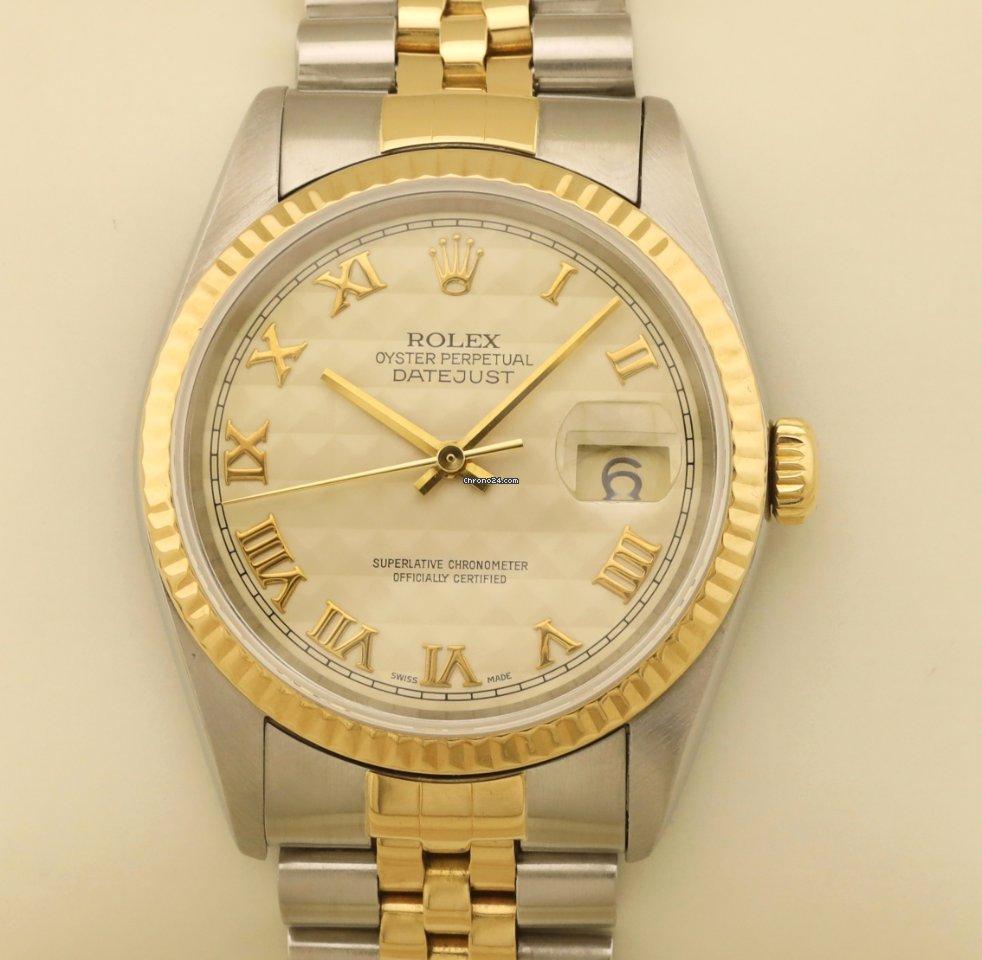 Rolex Datejust 16233 1993 usado