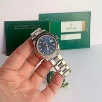 Rolex Lady-Datejust Aço 31mm Azul Brasil, Rio de Janeiro