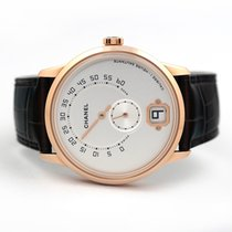 Chanel new Manual winding Display back Only Original Parts 40mm Rose gold