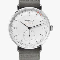 NOMOS Steel Automatic 1165 new