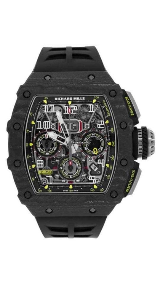 Richard Mille RM 011 RM11-03 2021 new