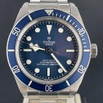 Tudor Black Bay Fifty-Eight Acier 39mm Bleu Sans chiffres Belgique, Antwerpen