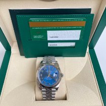 Rolex 126334 Steel 2020 Datejust 41mm pre-owned United States of America, Florida, Miami