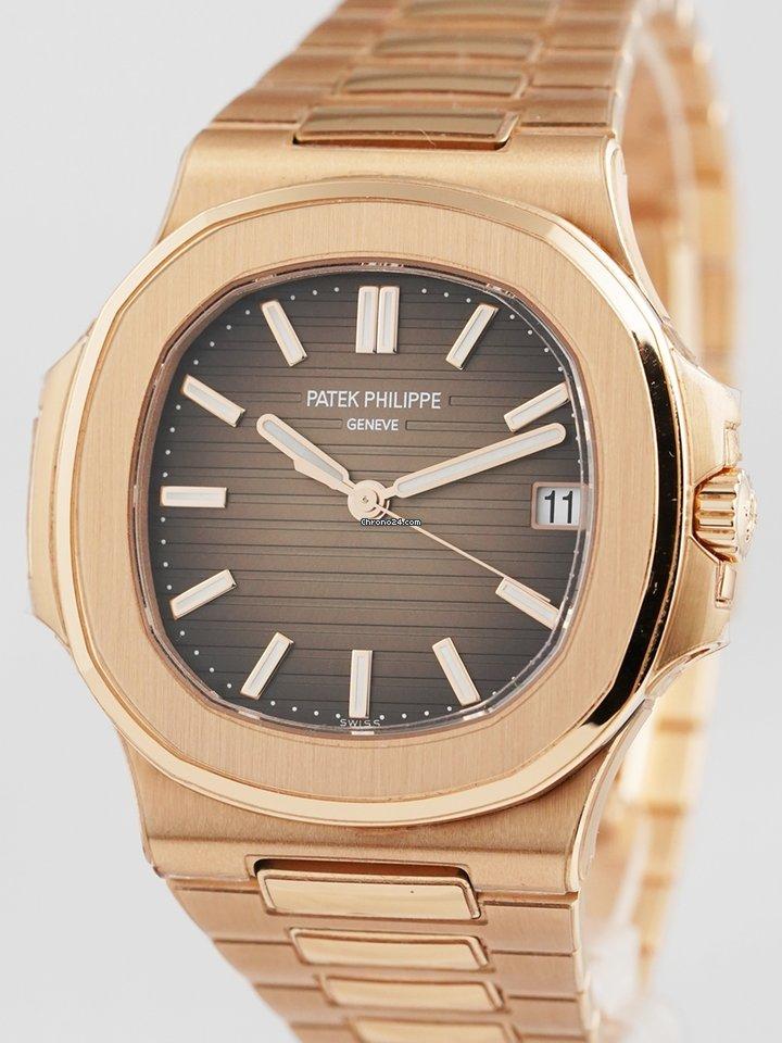 Patek Philippe Nautilus 5711/1R-001 2020 подержанные
