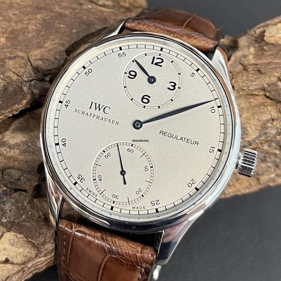 IWC Portuguese (submodel) IW544401 2009 pre-owned
