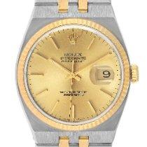 Rolex Datejust Oysterquartz nieuw 1991 Quartz Horloge met originele doos 17013