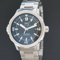 IWC Steel 42mm Automatic IW329002 new