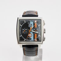 TAG Heuer Monaco CW211A Very good Steel 38mm Automatic United States of America, California, Irvine
