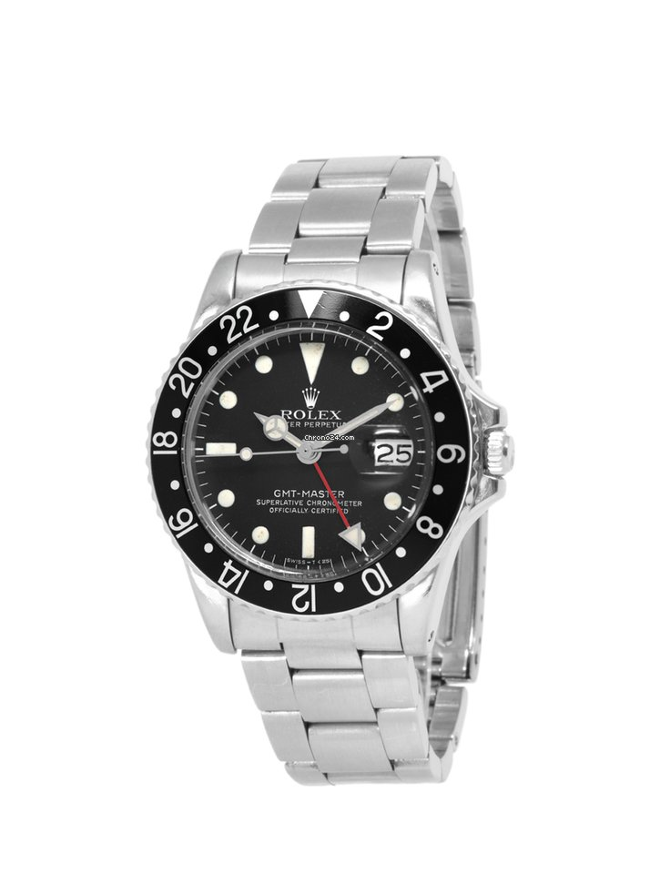 Rolex GMT-Master 1675 1967 pre-owned