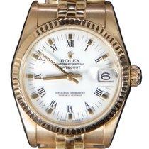 Rolex Datejust 68278 Très bon Or jaune 31mm Remontage automatique