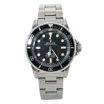 Rolex 5512 Steel 1970 Submariner (No Date) 40mm pre-owned United States of America, New York, New York