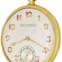 Patek Philippe Very good Yellow gold 43.5mm Manual winding United States of America, Texas, Dallas