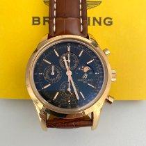 Breitling Transocean Chronograph 1461 Oro rojo 43mm