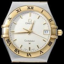 Omega 1212.30.00 Goud/Staal 1998 Constellation 33mm tweedehands