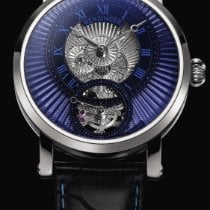 Benzinger White gold 42mm Manual winding Subscription new