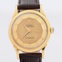 Omega Constellation Yellow gold 35mm Gold No numerals South Africa, Johannesburg