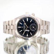 Vacheron Constantin Overseas Dual Time 7900v/110a b334 Very good Steel 41mm Automatic