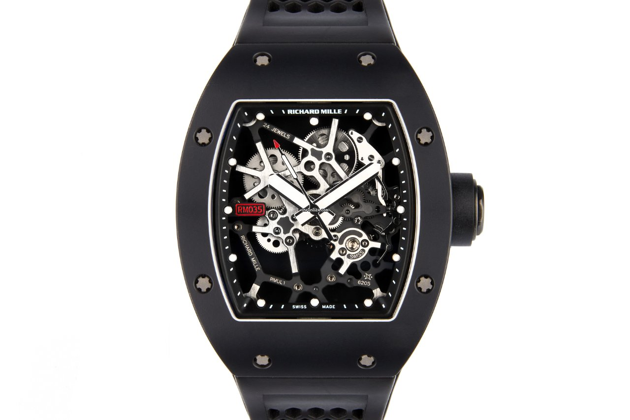 Richard Mille RM 035 RM035 ALMG 2013 pre-owned