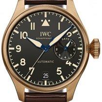 IWC Große Fliegeruhr neu 2021 Automatik Uhr mit Original-Box und Original-Papieren IW501005
