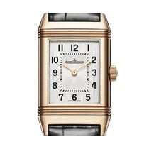 Jaeger-LeCoultre Reverso (submodel) Rose gold 35.78mm Silver Arabic numerals United States of America, Florida, Hollywood