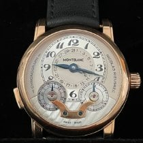 Montblanc Nicolas Rieussec Rose gold 42mm Champagne Arabic numerals United States of America, Washington, Seattle