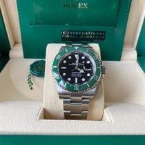 Rolex 126610lv Сталь 2021 Submariner Date 41mm новые