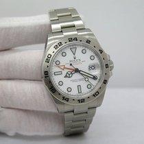 Rolex Explorer II 216570 Odlično Zeljezo 42mm Automatika