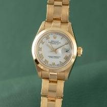Rolex 79168 Or jaune 2000 Lady-Datejust 26mm occasion