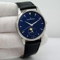 Jaeger-LeCoultre Master Ultra Thin Moon Steel 39mm Black No numerals United States of America, Florida, Orlando