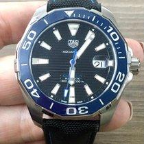 TAG Heuer Aquaracer 300M novo 2021 Automático Relógio com caixa e documentos originais WAY201C.FC6395