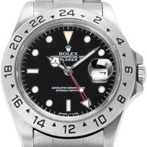 Rolex 16570 Stahl 1991 Explorer II 40mm gebraucht