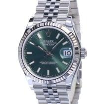 Rolex Lady-Datejust nieuw 2021 Automatisch Horloge met originele doos en originele papieren 278274