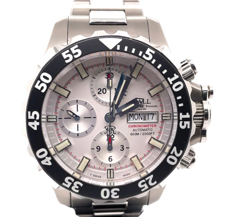 Ball Engineer Hydrocarbon Nedu DC3026A-SC-BK 2013 pre-owned