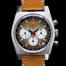 Zenith El Primero Chronomaster new Automatic Chronograph Watch with original box and original papers 03.A384.400/385.C855