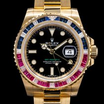 Rolex GMT-Master II Yellow gold 40mm United States of America, Massachusetts, Boston