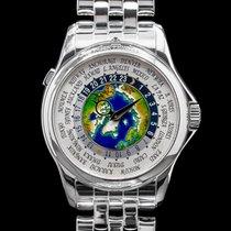 Patek Philippe World Time Platinum 39mm United States of America, Massachusetts, Boston