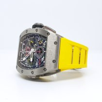 Richard Mille RM 011 RM 11-02 Very good Titanium 50mm Automatic UAE, Sharjah