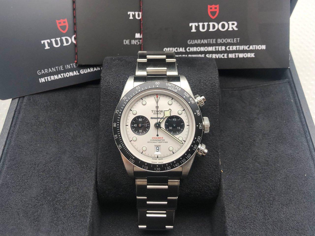 Tudor Black Bay Chrono 79360N-0002 2021 nuevo