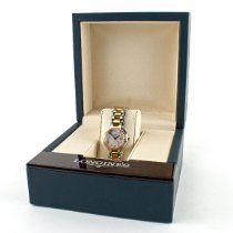 Longines PrimaLuna Gold/Steel Mother of pearl United States of America, New Jersey, Newark
