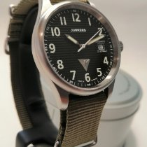 Junkers Steel 40mm Automatic 6256 pre-owned