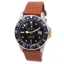 Rolex GMT-Master 16753 Gold/Steel 40mm Automatic