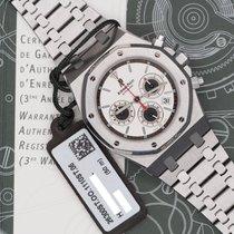 Audemars Piguet Royal Oak Chronograph Acciaio 39mm Argento Senza numeri Italia, Perugia