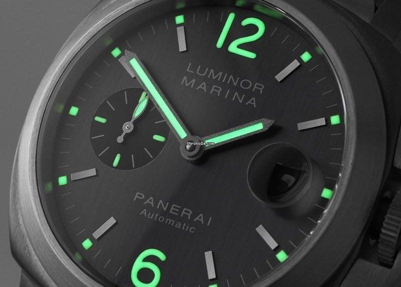 Panerai Luminor Marina Automatic PAM 00091 2002 подержанные