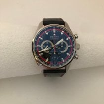Zenith El Primero 36'000 VpH new 2016 Automatic Watch with original box and original papers REF: 03.2043.400/25.C703