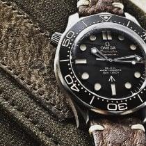 Omega Seamaster Diver 300 M Titanium 42mm Brown No numerals United States of America, Illinois, Plainfield