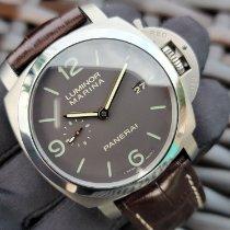 Panerai Luminor Marina 1950 3 Days Automatic Titanium 44mm Brown Arabic numerals United States of America, Florida, Parkland